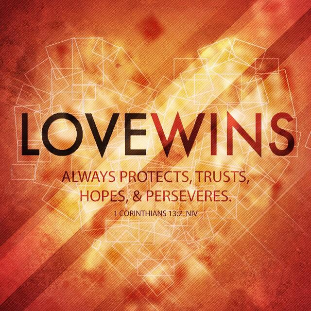 Each and every time love wins #whatislovin4words #TeamBossyGals #wellnesswoman40 http://t.co/fLvhtmOQDr http://t.co/0xHh17GE9u