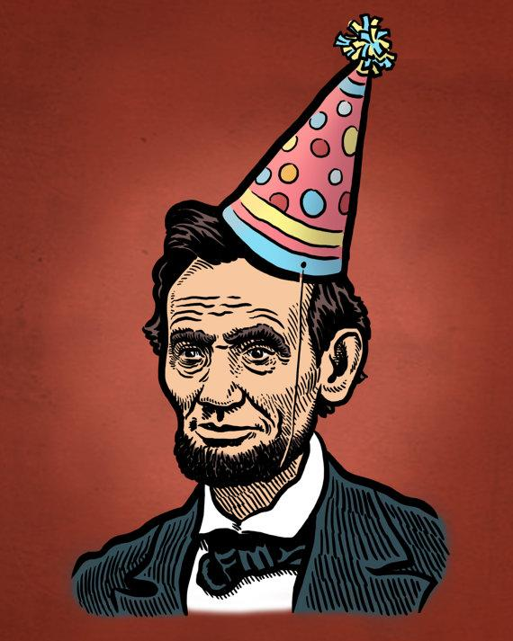 """The best way to get a bad law repealed is to enforce it strictly."" – Abe's solution to the ACA. #HappybdayLincoln http://t.co/uHrYBe9xED"