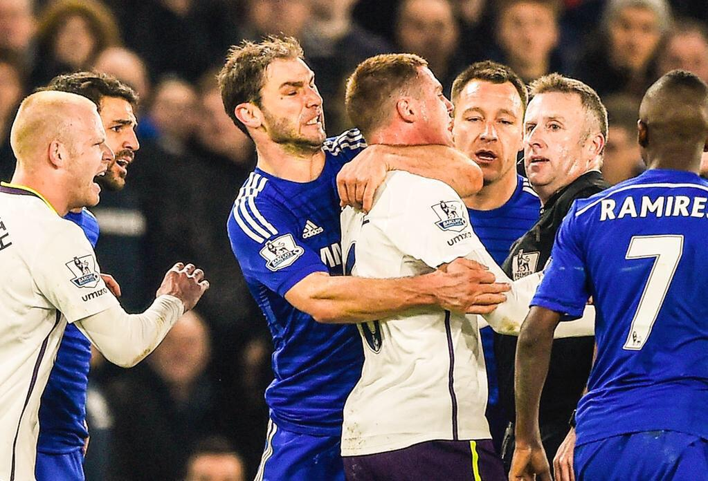 """""""But did he die?"""" said the @FA as they announced Ivanovic will face no charges for this: http://t.co/kyvLGlJu2c"""