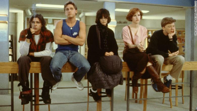 Don't you forget about them. 'The Breakfast Club' turns 30 on Sunday. Catch up with the cast http://t.co/9VH8YVdAgW http://t.co/S5TKQ1W22G