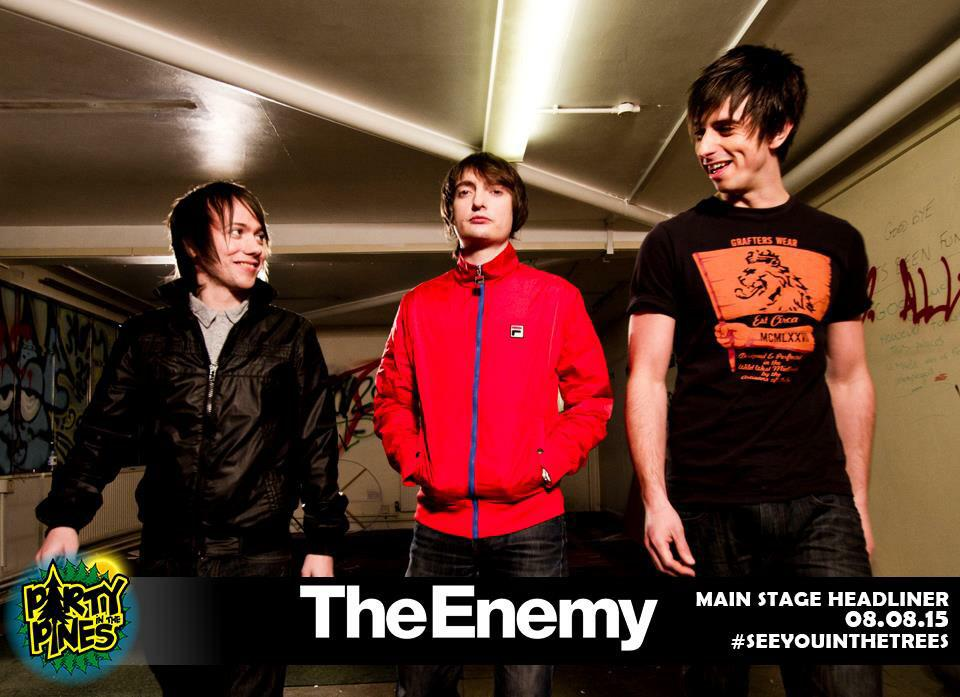 We're pleased to announce @theenemyband are headlining PITP 2015  http://t.co/E8VvwtYnbB http://t.co/uhPNFdCja5