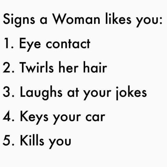 How To Know If A Woman Likes You