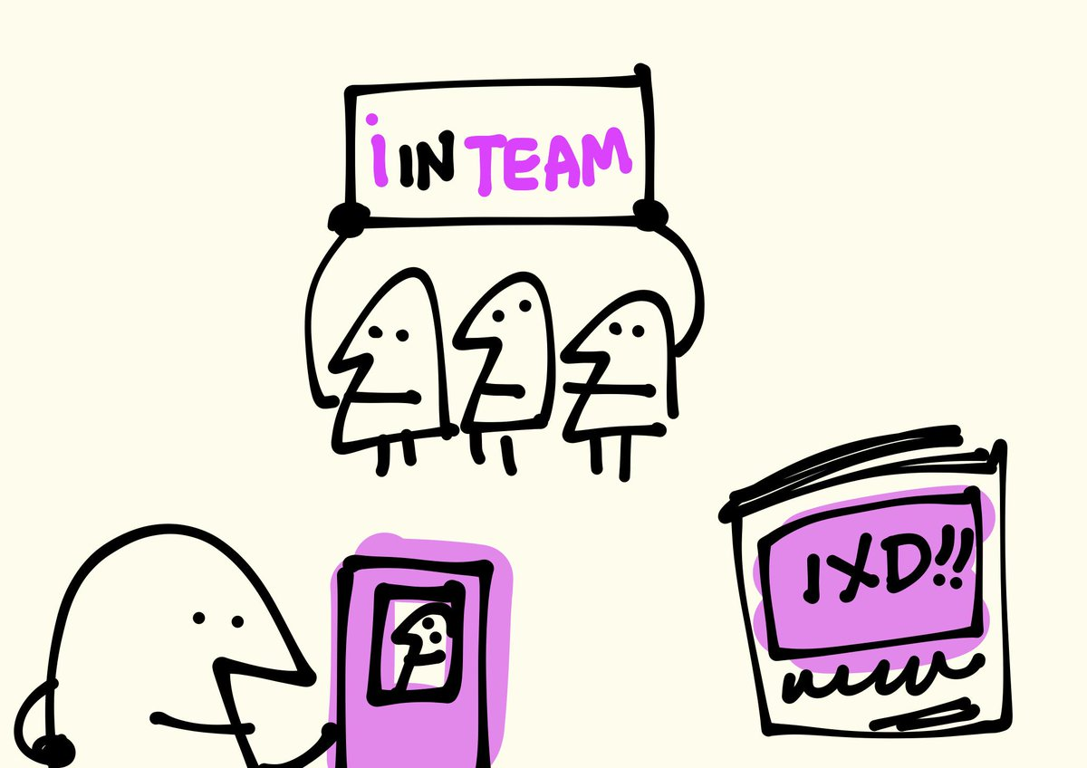 The I in TEAM. #ixd15 #favoritemoments #sketchnotes http://t.co/8Xt2pSHdYZ