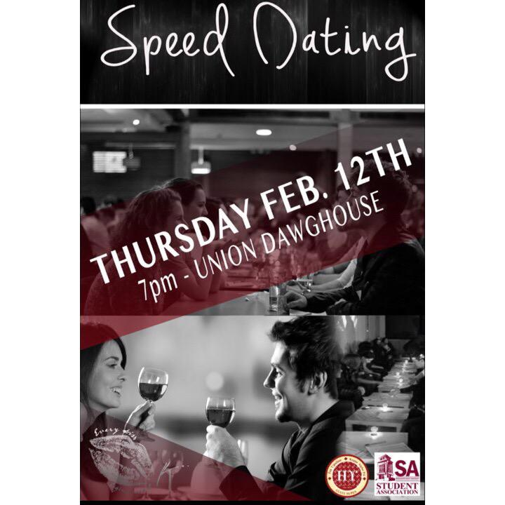 Speed Dating! - Are you tired of tinder? Well there is a better way to date!