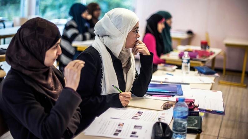 Velo islamico proibito a scuola in Friuli