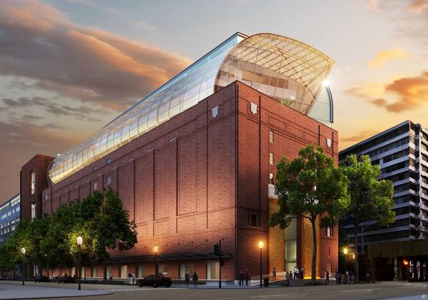 The Museum of the Bible, due in late 2017, will house a collection worth an estimated $800M http://t.co/89sdj8S3V7 http://t.co/5jwI0RNKWy
