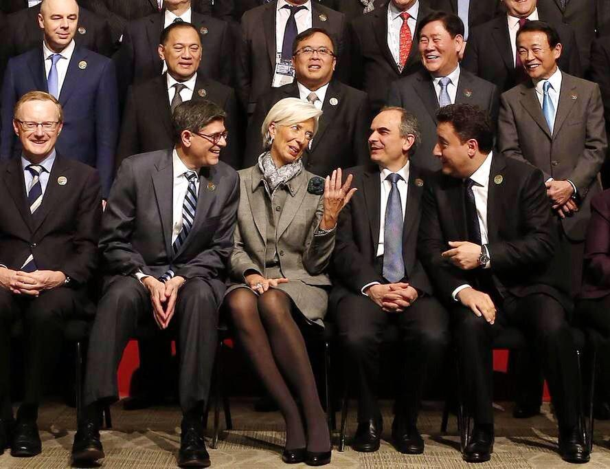 love this picture #Lagarde- reminds me of the old EF Hutton ad http://t.co/PRLYrTuQau