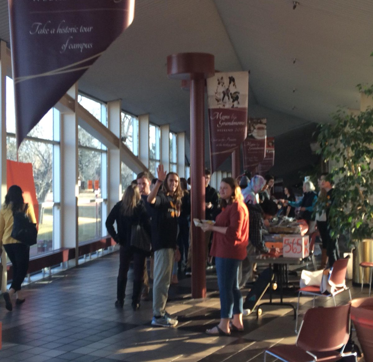 Another poor showing. Only 15 activists showed up to DU #divest event. #copolitics @350 http://t.co/cHxiDr83Ke