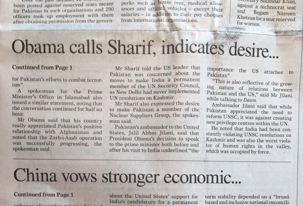 Loving Dawn's headline writers for this today: http://t.co/6S4gUh82vs