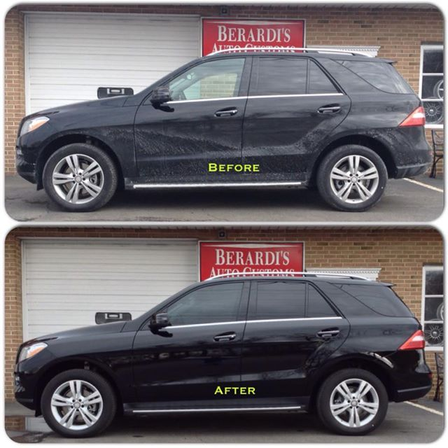 Berardis detailing on twitter 20 window tinting on a for 20 window tint