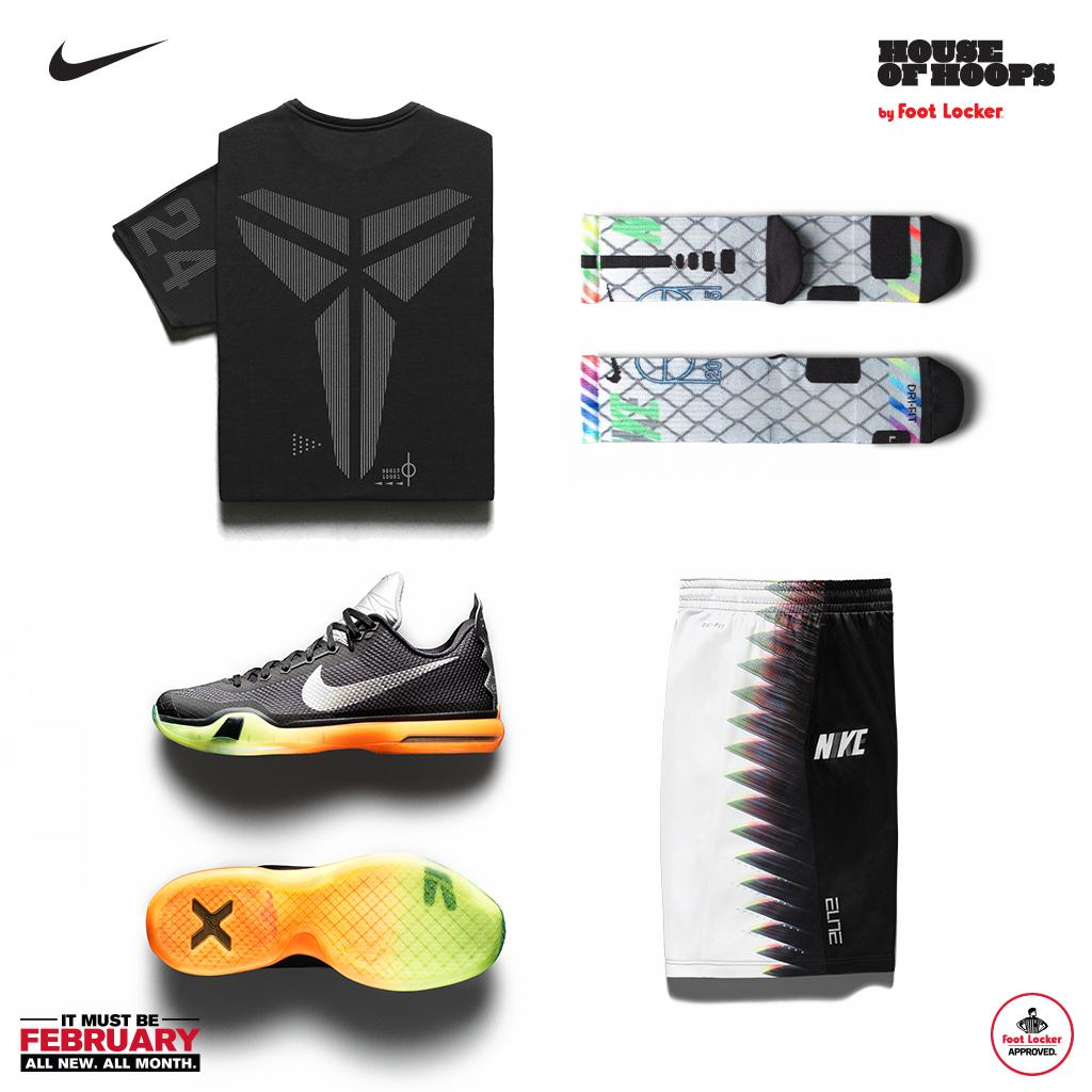 """best sneakers 0b8b5 37188 """" footlocker  Stardom sustained. The  Nike Kobe 10 All Star drops tomorrow.  Check out the collection  AllNewAllMonth pic.twitter.com wgmJlqFhiS"""""""