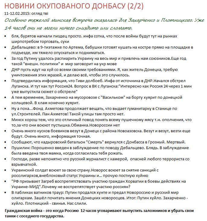 Хорватия подтвердила участие 8 своих граждан в боевых действиях на Донбассе - Цензор.НЕТ 3985