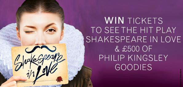 #FreebieFriday Follow&RT for a chance to #win 2 tickets to WestEnd play Shakespeare in Love @SILonstage & a PK hamper http://t.co/znuXlo69Gl