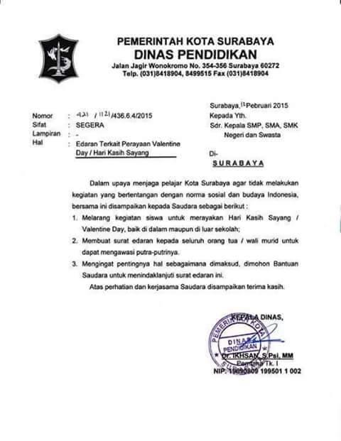Dinas Pendidikan Kota Surabaya Download Lengkap