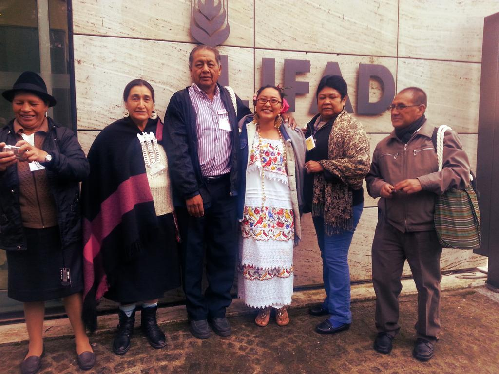 Thumbnail for Second day of Indigenous Peoples' Forum at IFAD
