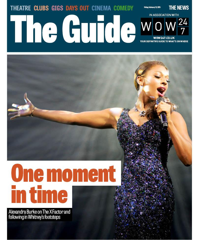 RT @PortsmouthGuide: Today's Guide features a Big Interview with @alexandramusic who's starring in @TheBodyguardUK at @mayflower http://t.c…