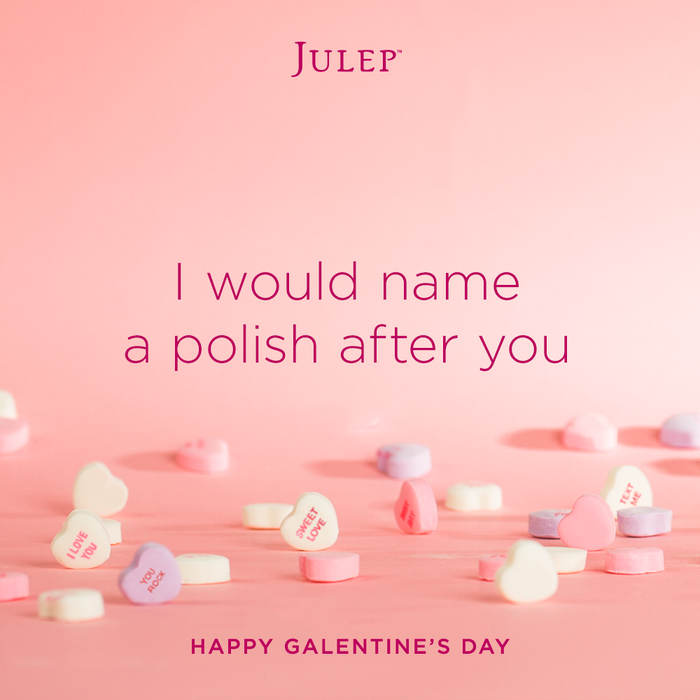 Happy #GalentinesDay! RT & follow @JulepMaven for a chance to WIN nail polish. http://t.co/WJWvfSrNvG #JulepGalentine