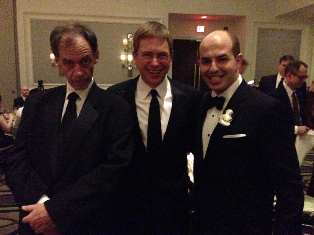 Remembering David Carr this morning with @JamieStelter and @brianstelter. A photo from their wedding: http://t.co/AHokF9BzYy