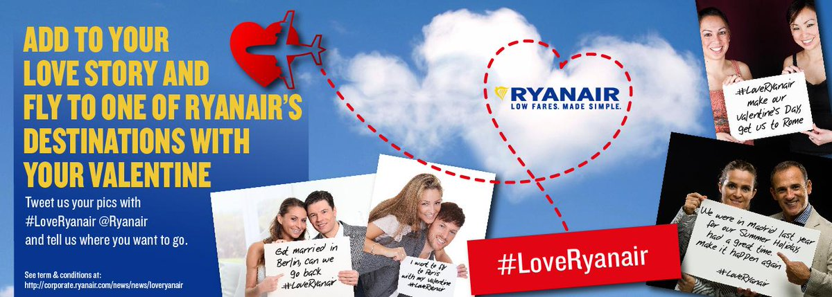 Image result for #loveRyanair