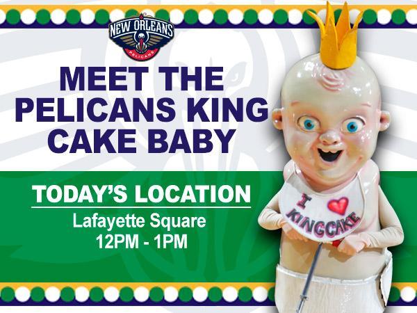 King cake prizes