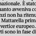 RT @FDebenedetti: @matteorenzi, da #Napolitano a #mattarella. Acuta come smpre, ma perfida, la nota di Massimo Franco. @corriereit http://t…