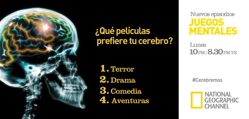 Cuanto Conoces Sobre Tu Cerebro Juegosmentales Nuevos Episodios