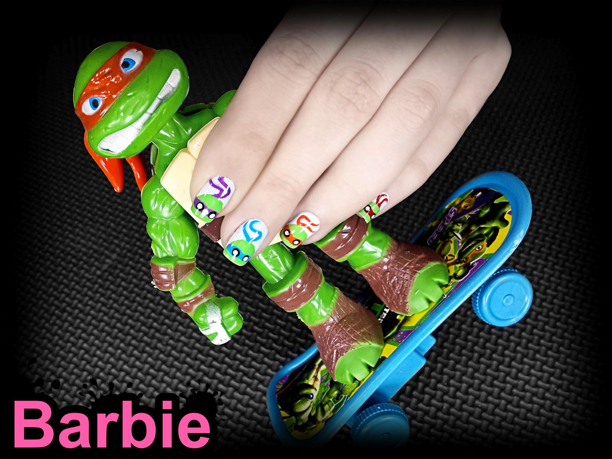Barbie Nail Art (@BarbieNailArt) | Twitter