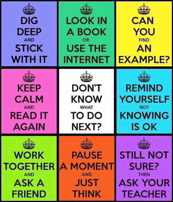 """#satchatoc : S's stuck and don't know what do? Here's a #growthmindset approach from @2learnthink http://t.co/5BpnnymWIq"""""""