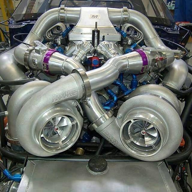 Precision Twin Turbo: Precision Turbo (@PrecisionTurbo)