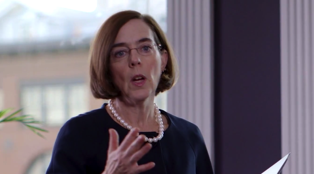 Kate Brown bisexual Democrat replaces Kitzhaber – media swoons
