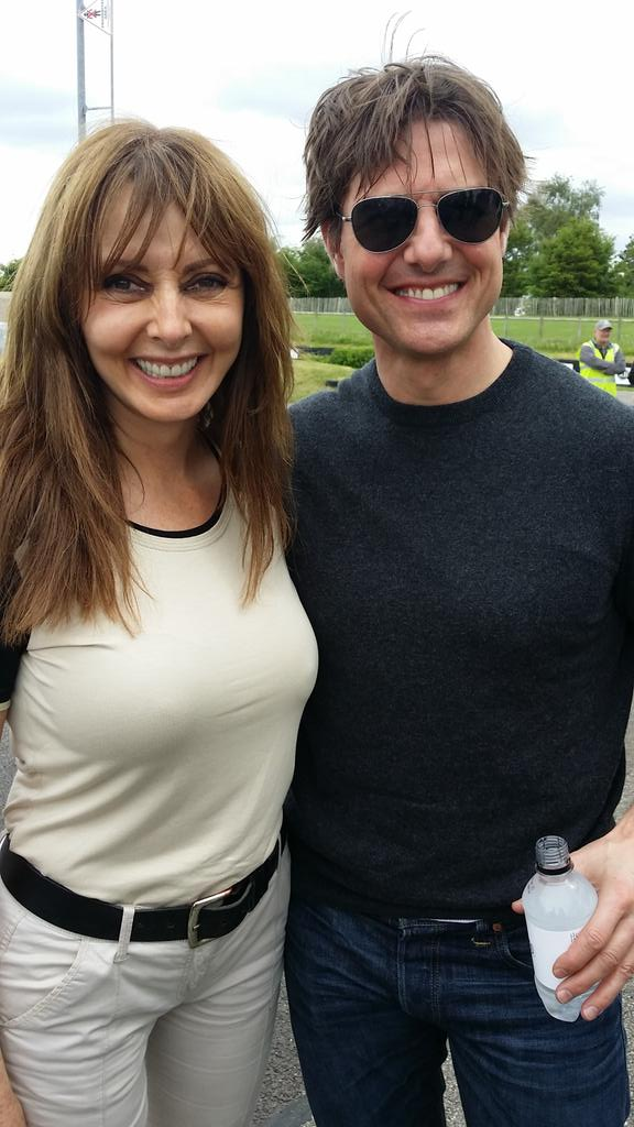 This co-driver wasn't bad either #goodwood @TraceyGreaves4 ... Good day x http://t.co/K6xzRvZrft