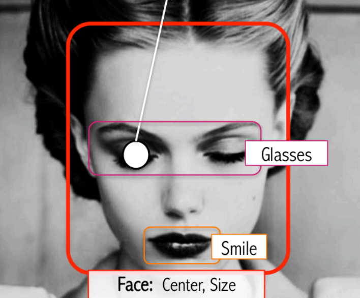 Algorithm That Sees Beauty in Photographic Portraits