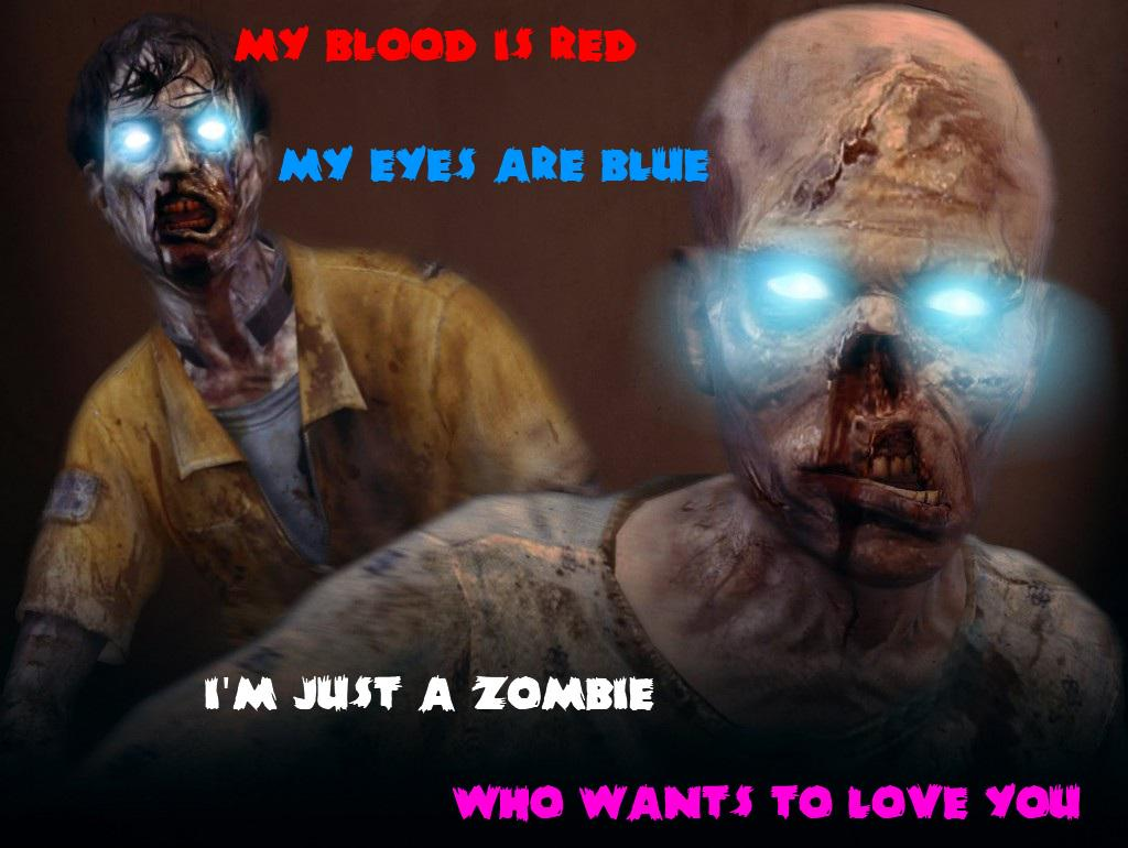 Zombies make good Valentines <3 http://t.co/UmmdT6zirE