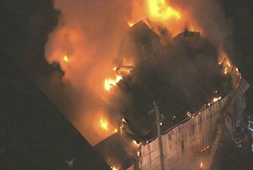 #BREAKING Officials confirm accelerant used in fire at Islamic Center http://t.co/Odmq1BR4VJ http://t.co/8ZiISqe4Oa