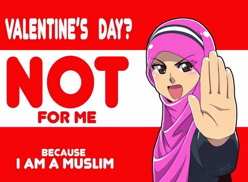 Ulasan Lengkap Soal Mengapa Umat Islam Dilarang Ikut Merayakan Hari Valentine - AnekaNews.net