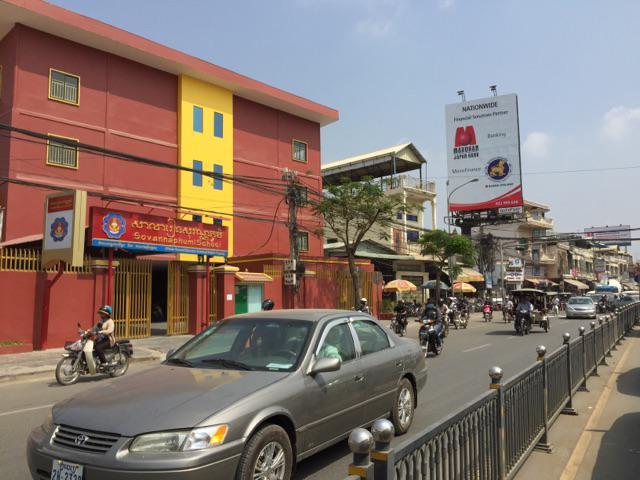 カンボジアではマルハンといえば、「ああ、あの日本の銀行ね」と言われるので、その都度、いやあれは日本ではカジノオペレーターでね、と説明する。Maruhan Japan Bankってすごいよね。 http://t.co/M0nPE7jQ3R