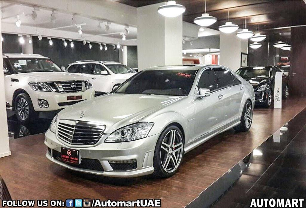 Automart Uae On Twitter Mercedes Benz S550 Amg Kit 2011