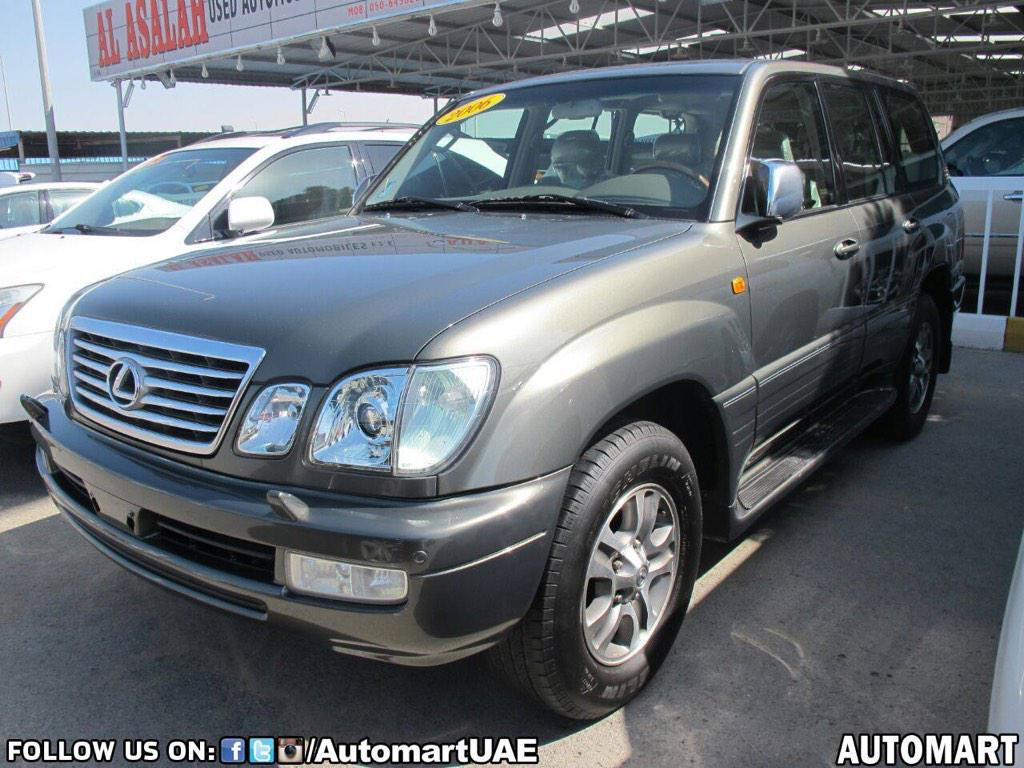 AUTOMART UAE on Twitter Lexus LX470 V8 2006 240000km Full