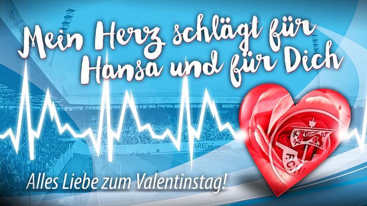 F C Hansa Rostock Twitterissa Unsere Herzen Schlagen Fur Hansa Und Fur Euch Alles Liebe Zum Valentinstag Meine Heimat Meine Liebe Mein Verein Http T Co H4gjitokrc