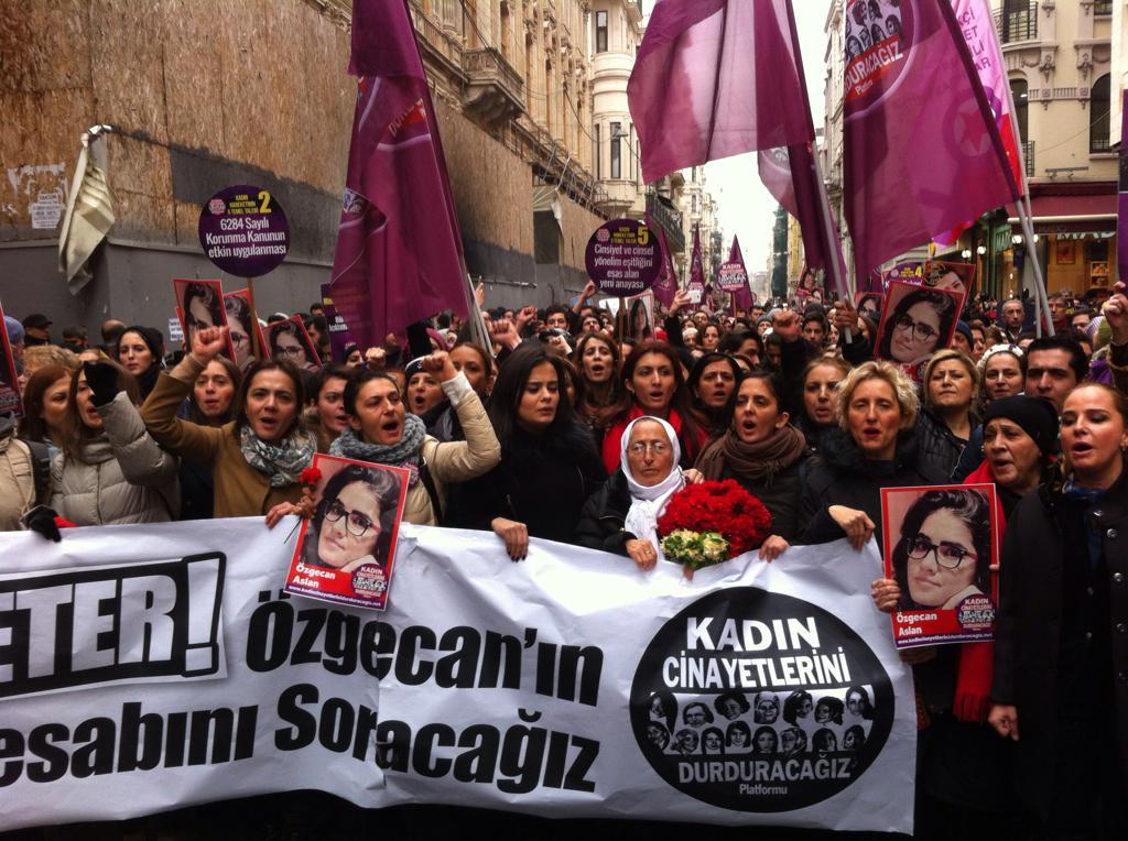 Ozgecan Aslan