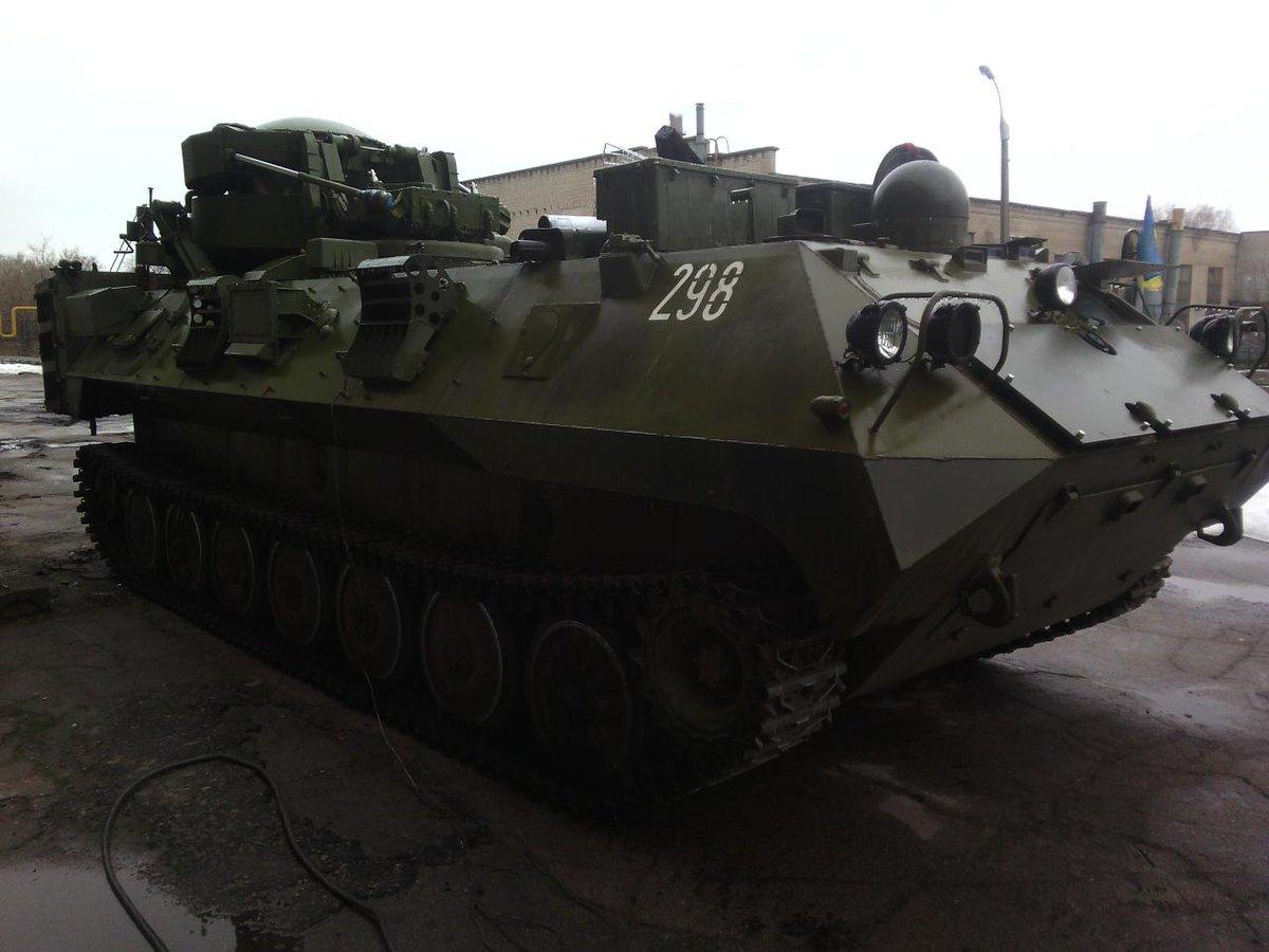 Боевики в 4 раза усилили обстрелы позиций украинской армии на Авдеевском направлении, - Минобороны - Цензор.НЕТ 6569