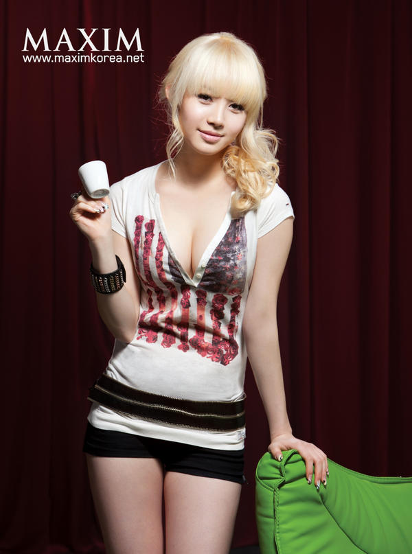 Girls day yura sexy consider, that