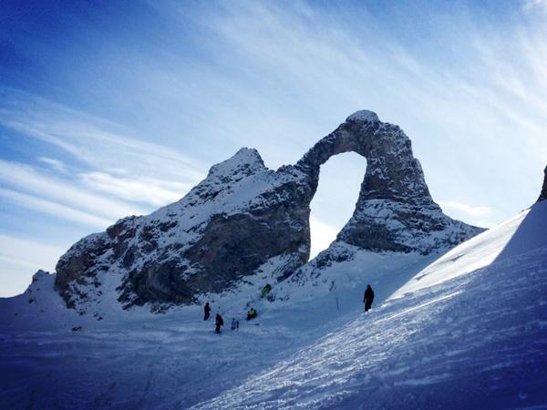 Image result for Go Greater, Go Faster, Go Much much deeper in Tignes