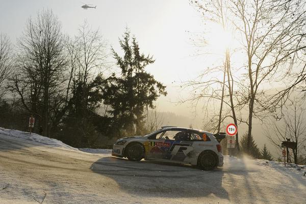 Thumbnail for WRC: Rallye Monte Carlo 2013 - Day 2