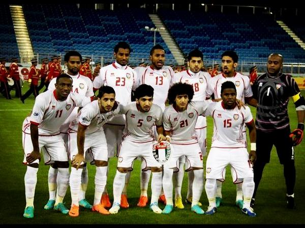 Good luck UAE in the GCC Cup Final, we are all behind you. I am sure you will make us proud. http://t.co/WiJbanpw