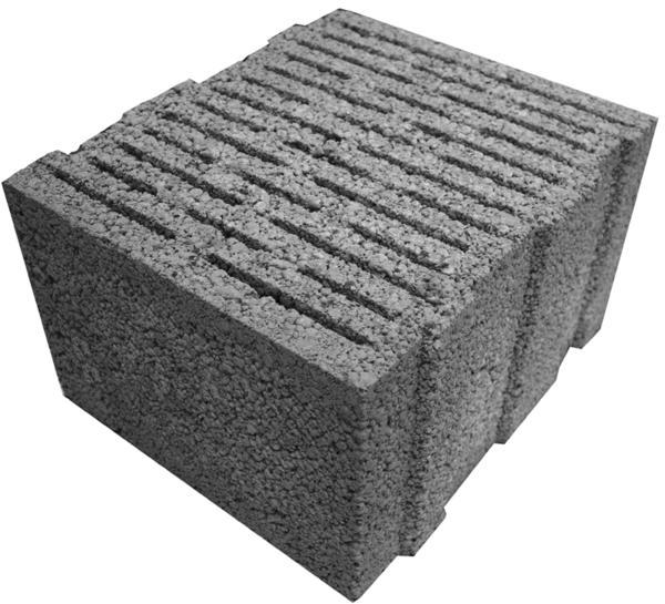 керамзитобетонные перегородки толщина