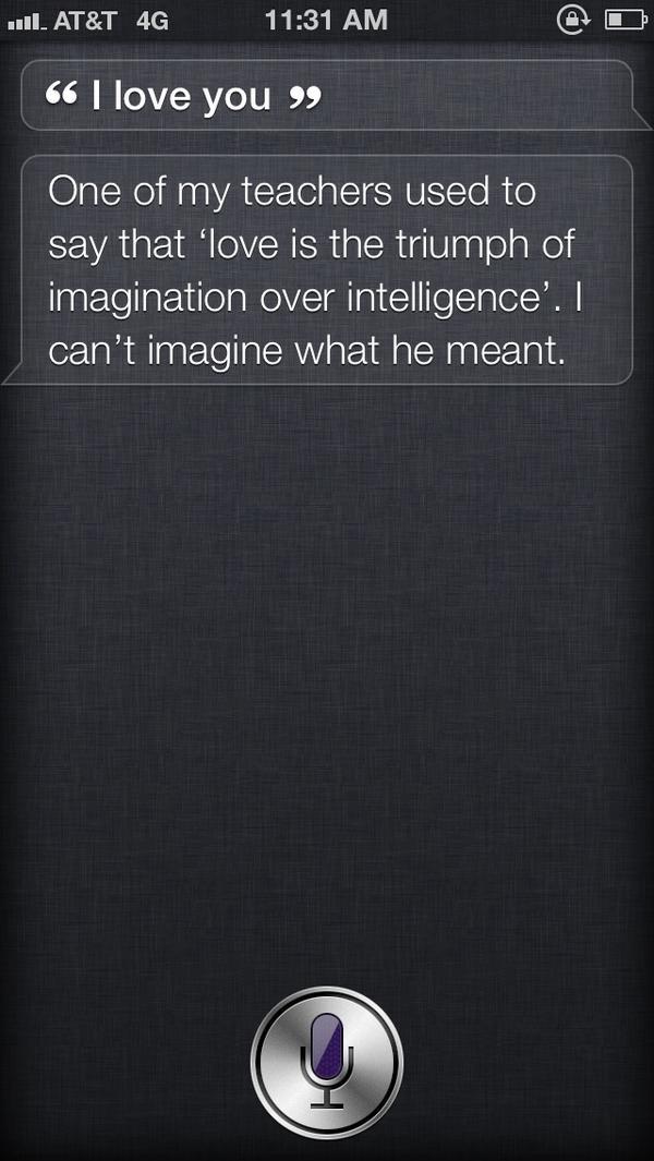 Um ok Siri? http://pic.twitter.com/pNesyrHU