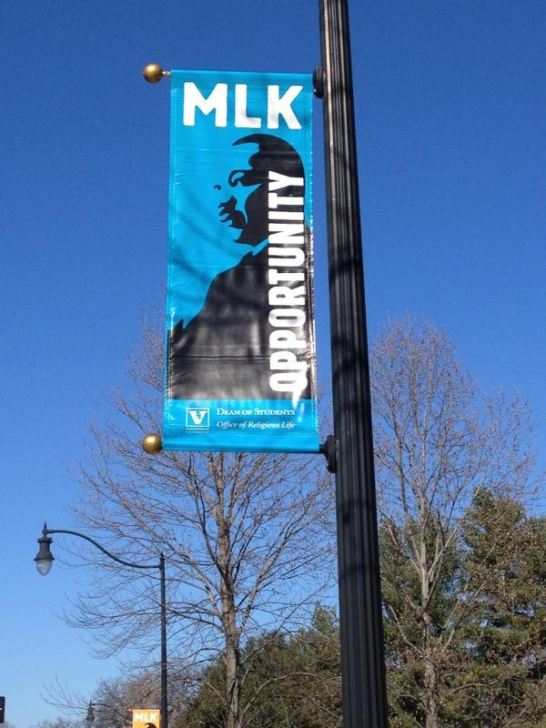 #MLKDay is in the air at Vandy! @VUMLK #VUMLK http://pic.twitter.com/PBs9e2zZ