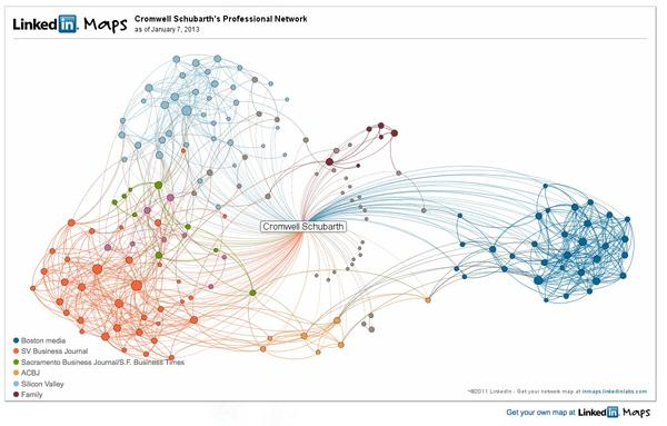 My LinkedIn InMap isn't nearly as interesting as Jeff Weiner's http://bizj.us/diygp #MyLinkedInMap http://pic.twitter.com/rCVPMj4X