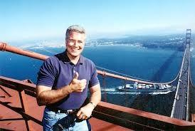 RIP Huell Howser - a piece of California's gold is lost forevermore on this day.  The bear flag flies at half mast. http://pic.twitter.com/ZYumRwJu